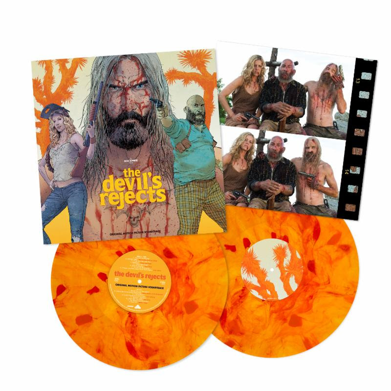 The Devil's Rejects Vinyl Release