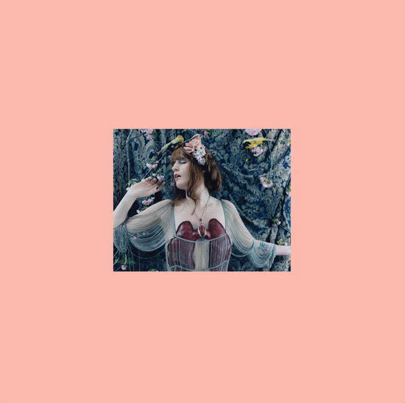 lungs 10th anniversary artwork Florence and the Machine announce 10th anniversary edition of Lungs, share two previously unreleased demos: Stream