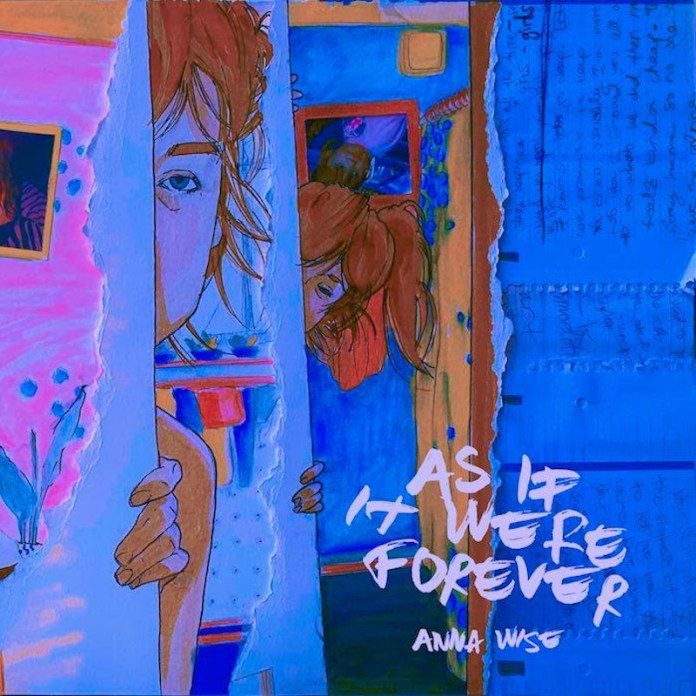anna wise as if it were forever album artwork Anna Wise announces debut album, As If It Were Forever, shares Nerve: Stream