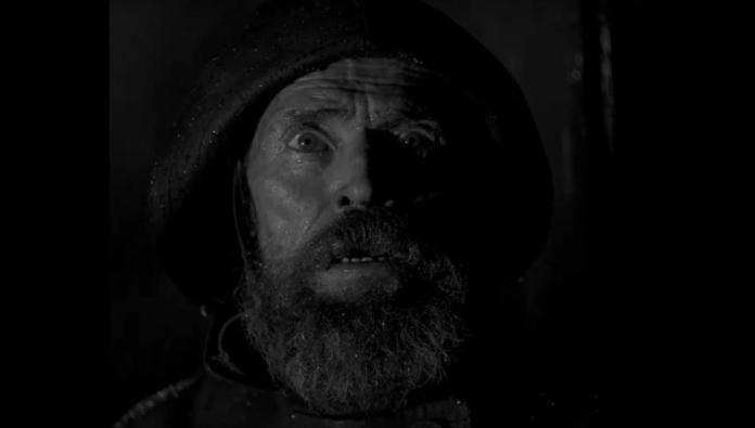 Willem Dafoe in The Lighthouse