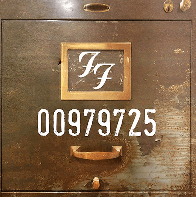 foo fighters 00979725 stream ep Foo Fighters continue to dig into their archives with new 00979725 EP: Stream