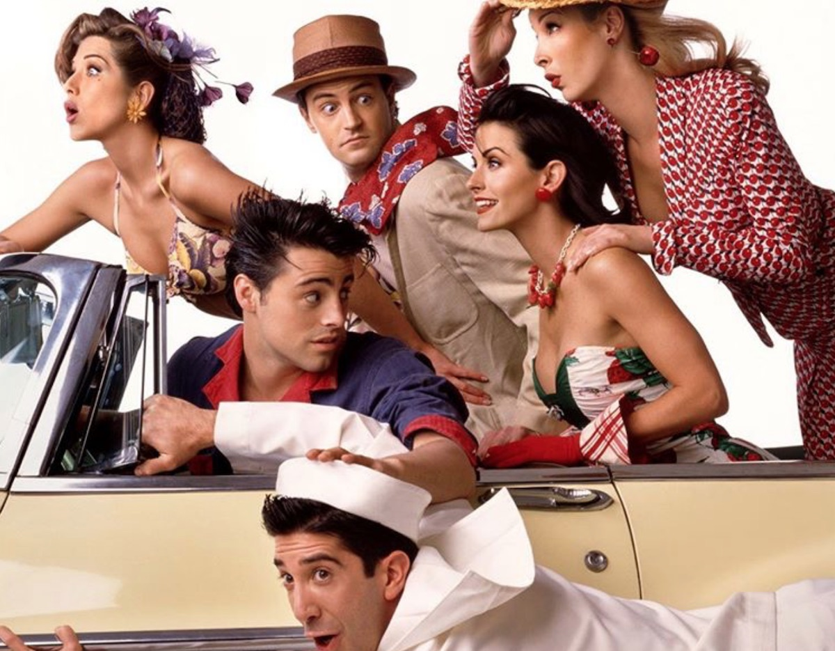 Friends Reunion Special Officially Confirmed for HBO Max ...