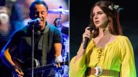 bruce springsteen lana del rey comments best songwriter Lana Del Rey Drops New Song Let Me Love You Like a Woman: Stream
