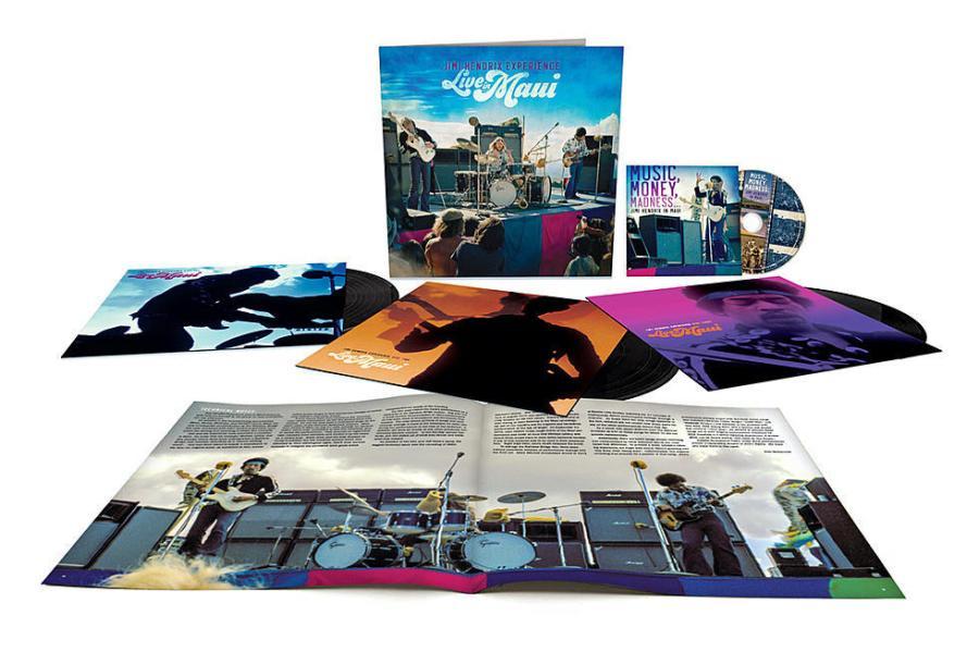 jimi hendrix live in maui New Jimi Hendrix Documentary Explores Infamous Rainbow Bridge Film and 1970 Concert in Maui