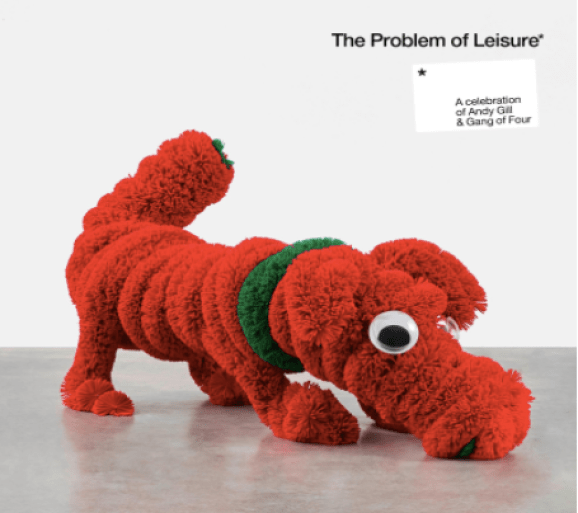 the problem of leisure artwork