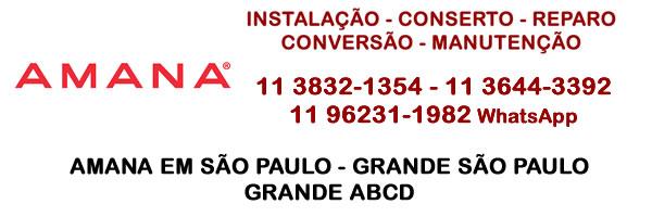 Amana São Paulo - grande São Paulo - grande ABCD
