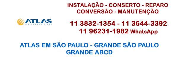 Atlas São Paulo - grande São Paulo - grande ABCD