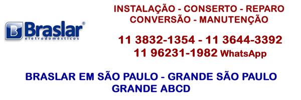 Braslar São Paulo - grande São Paulo - grande ABCD