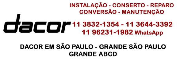 Dacor São Paulo - grande São Paulo - grande ABCD