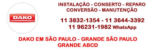 Dako São Paulo - grande São Paulo - grande ABCD