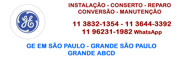 GE São Paulo - grande São Paulo - grande ABCD