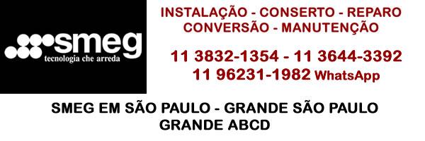 Smeg São Paulo - grande São Paulo - grande ABCD