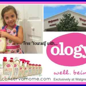 My Healthy Home with #WalgreensOlogy