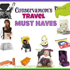 Top Travel Must Haves for Babies & Young Kids