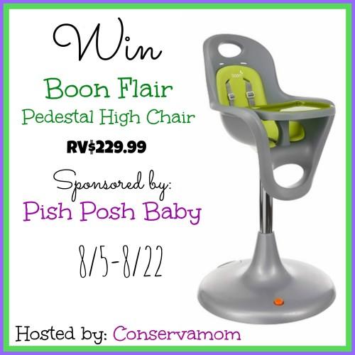 pish posh baby boon giveaway