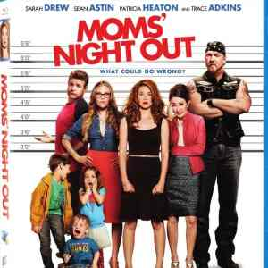 Moms' Night Out Blue Ray & DVD Giveway ends 9/26