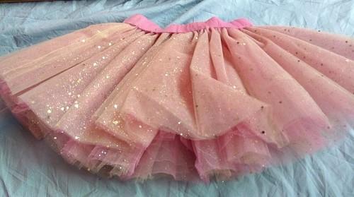 WLS Light Pink Tutu