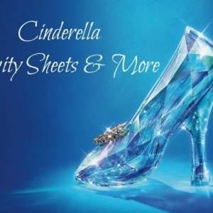 Disney's Cinderella Activity Sheets
