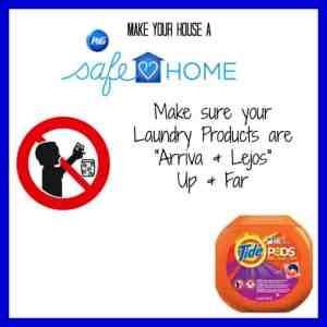 P & G Keeping Kids Safe with the Arriba Y Lejos (Up & Away) Program