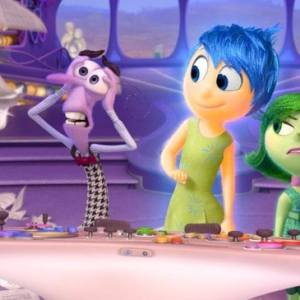 Pixar's Inside Out Trailer