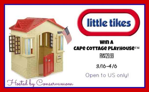 Little Tykes Cape Cottage