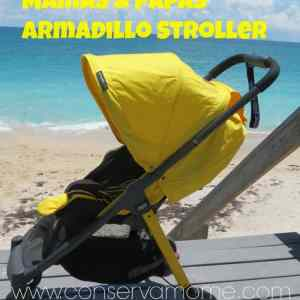 Mamas & Papas Armadillo City Stroller Review