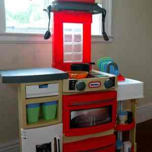 Little Tikes Cook N Store Kitchen Review & Giveaway ends 10/9