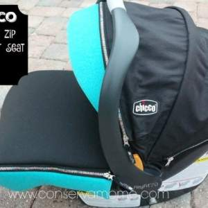 Chicco KeyFit 30 Zip Infant Car Seat & Base Review