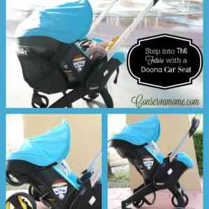 Step Into The Future with a Doona Car Seat