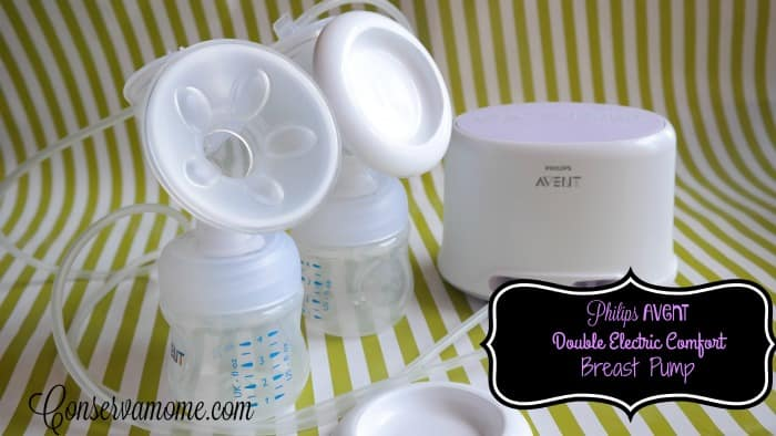 Philips Avent duble Electric Comfort Breast Pump