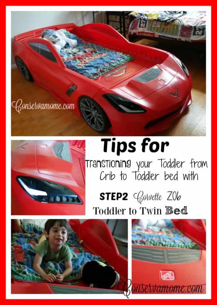 tipsfortransitioning toddler