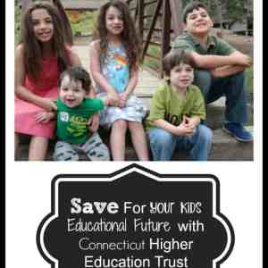 Save For Your Kids Educational Future with Connecticut Higher Education Trust (CHET)