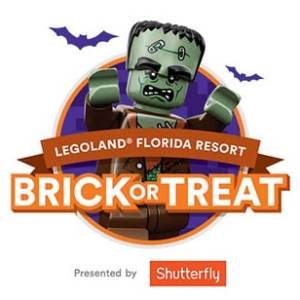 Brick or Treat Presented by Shutterfly  at Legoland Florida Resort This October