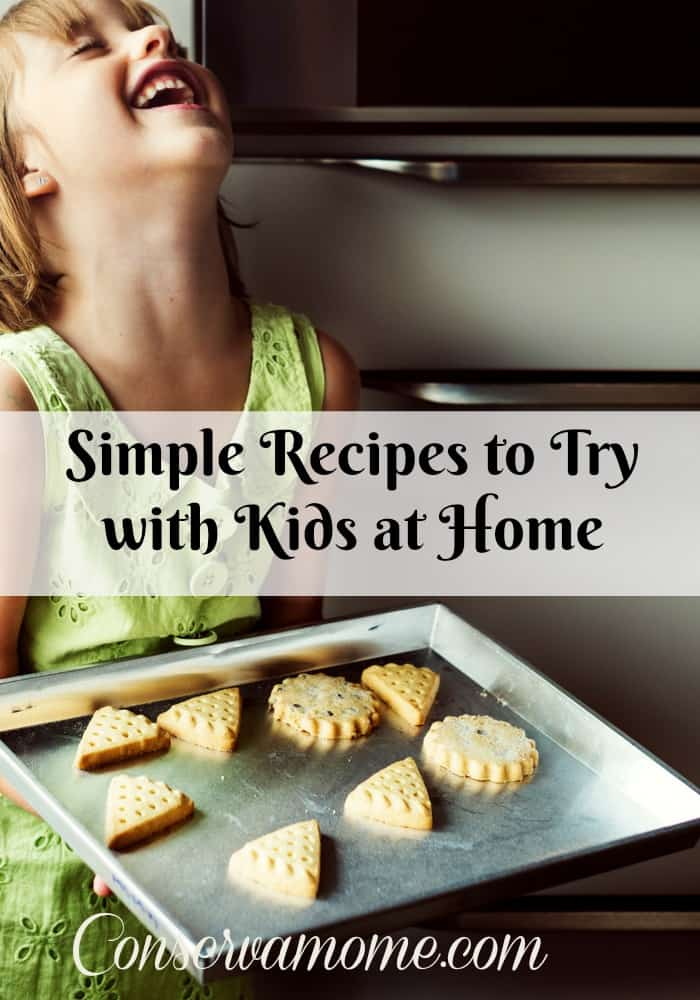 Simple Recipes to Try with Kids