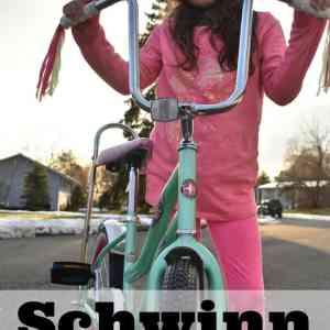 Must Have Item: Schwinn Girl's Mist Polo Bike