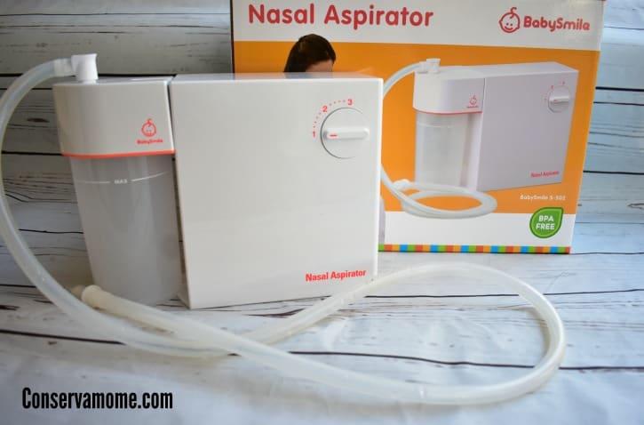 baby smile Nasal Aspirator
