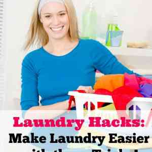 Laundry Hacks: Make Laundry Easier with these Tricks!