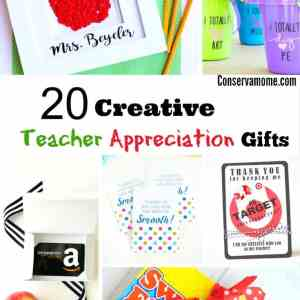 20 Creative Teacher Appreciation Gifts