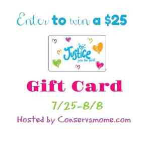 New Collection at Justice + $25 Gift Card Giveaway
