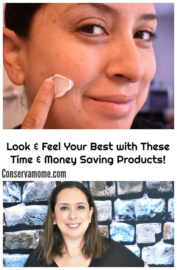 When you get busy it get's hard to look your & feel your best. Here are some Time & Money Saving Products that will help you accomplish that.