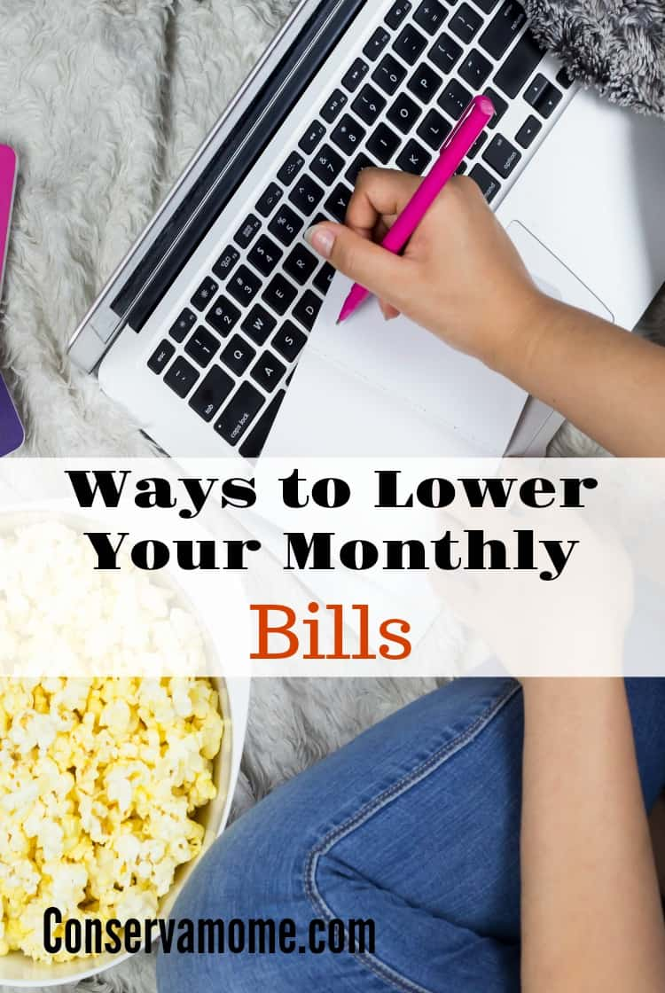 Everyone wants to save money. Check out some ways to lower your monthly bills and get more money in your pocket at the end of the month