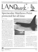 LandMark Fall 1999