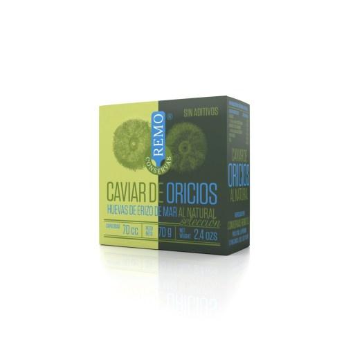 Caviar de Oricios. Lata 70 g