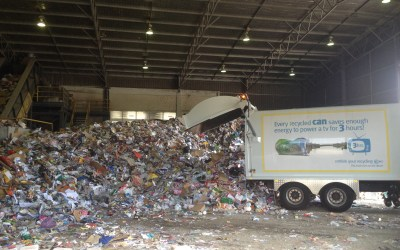 Waste market sounding encouraging greenhouse gases?