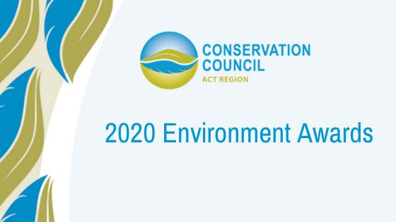 2020 Environment Awards