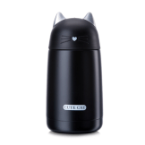 Black Cat Thermos