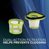 Pet Hair Eraser filtration