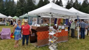 Our soil health tunnel was a popular exhibit at several local community events.