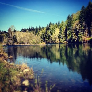 The Clackamas River provides drinking water to nearly 300,000 people.