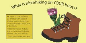 You can print this Clean Your Boots poster using the link below.